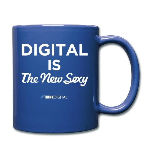Digital is the New Sexy - Tazza monocolore