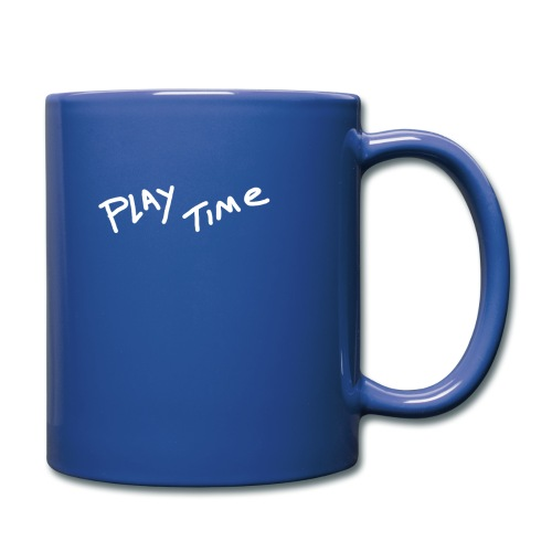 Play Time Tshirt - Full Colour Mug