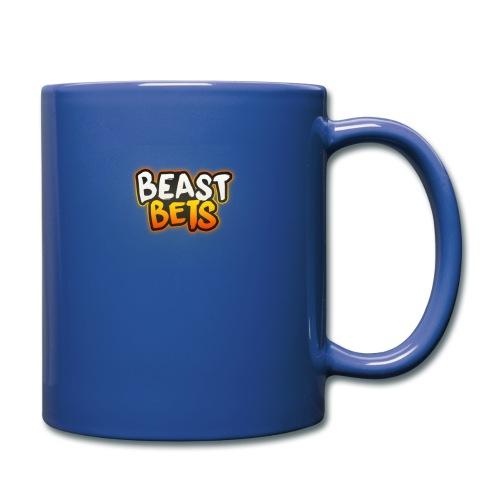BeastBets - Ensfarvet krus