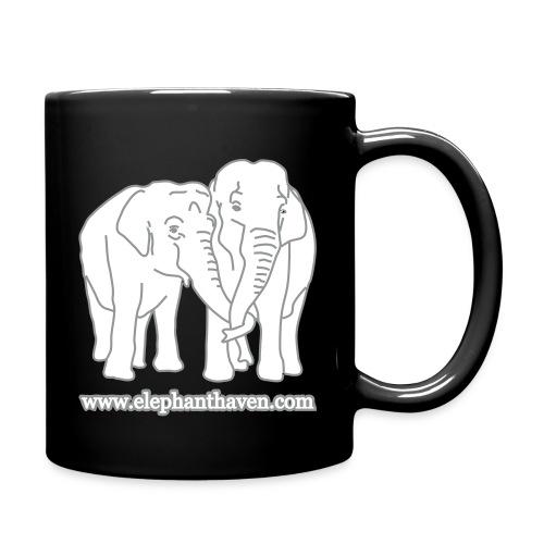 Elephants - Full Colour Mug