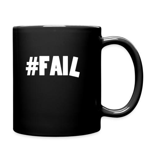 FAIL / White - Mug uni