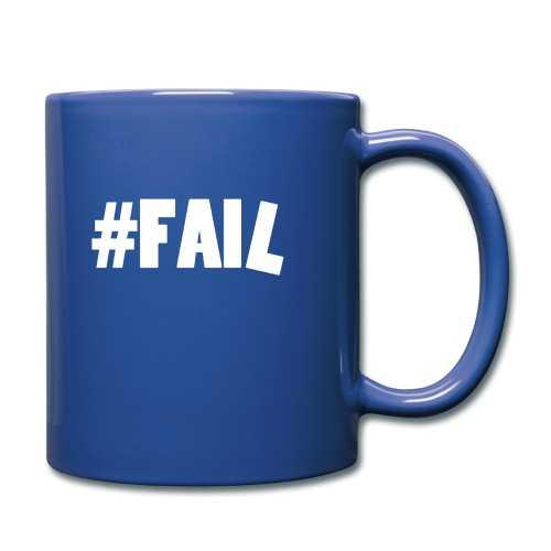 FAIL / White - Mug uni