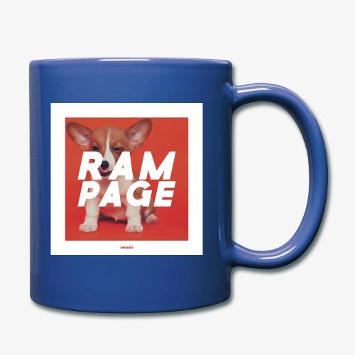 RAMPAGE #01 - Tasse einfarbig