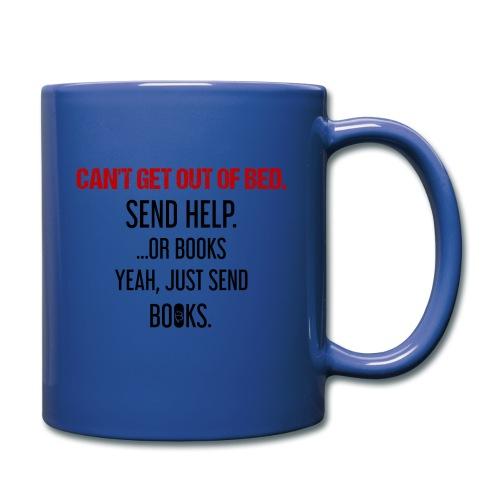0278 books | Funny | Yeah | Bookrebels | Read - Full Colour Mug