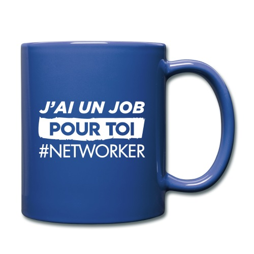 J'ai un Job - Mug uni