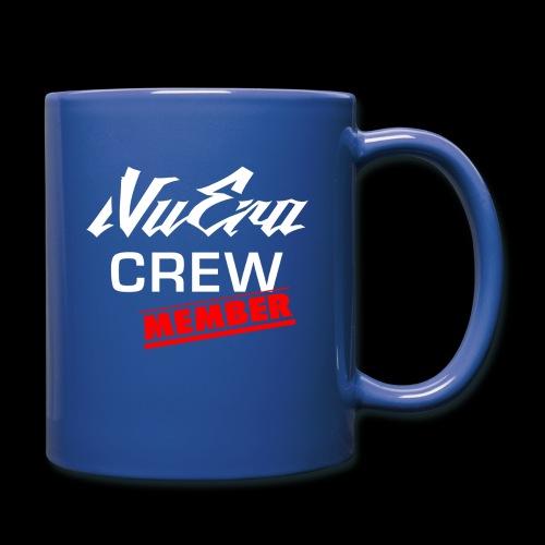 NuEra Crew Logo 2018 - Tasse einfarbig