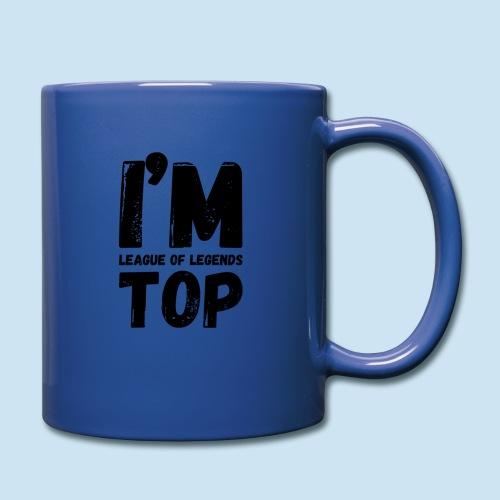 Lol Top laner - Ensfarget kopp