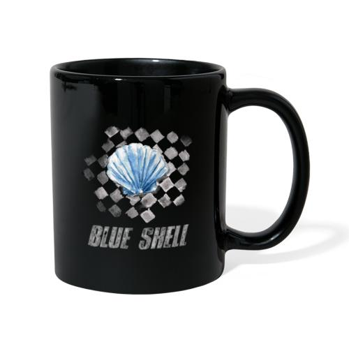 BLUE SHELL WINTER EDITION - Tasse einfarbig