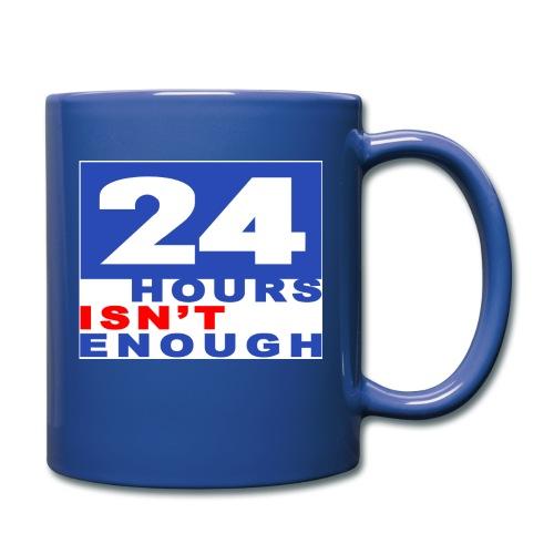 Comfort T-Shirt 24 hours - Tasse einfarbig