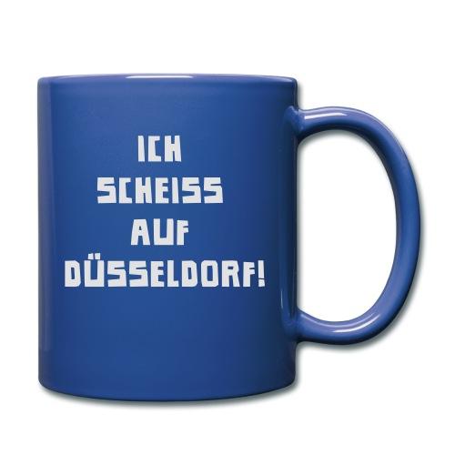 Duesseldorf - Tasse einfarbig