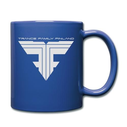 TFF Logo White - Yksivärinen muki
