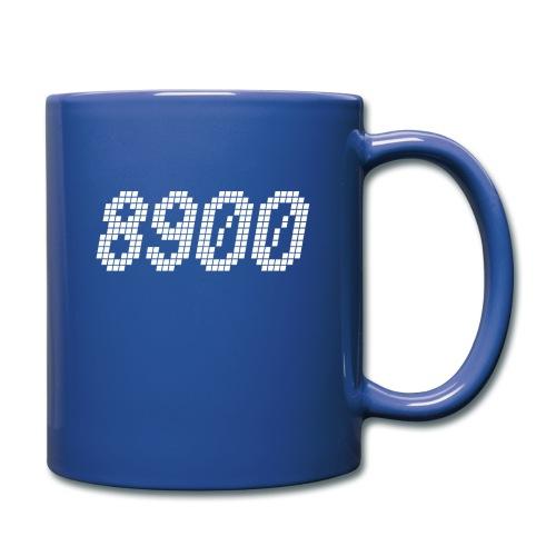 8900 Randers - Ensfarvet krus