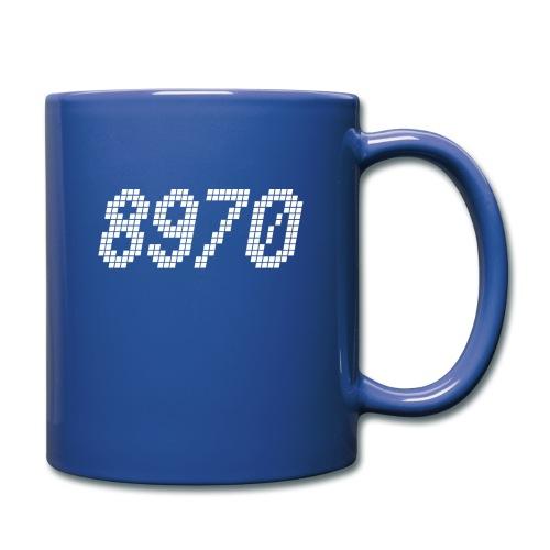 8970 Havndal - Ensfarvet krus