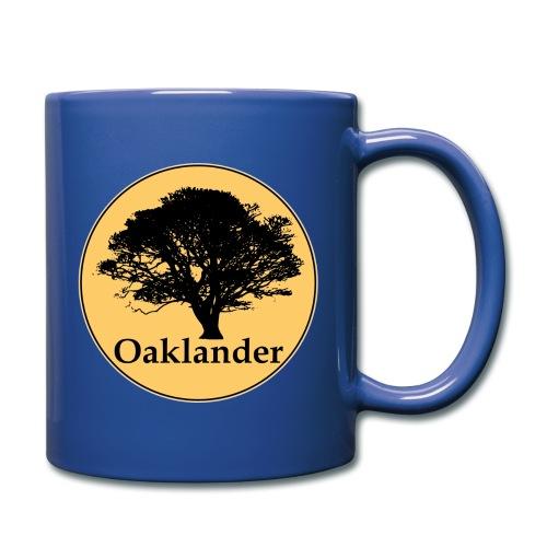 Oaklander-Label - Tasse einfarbig