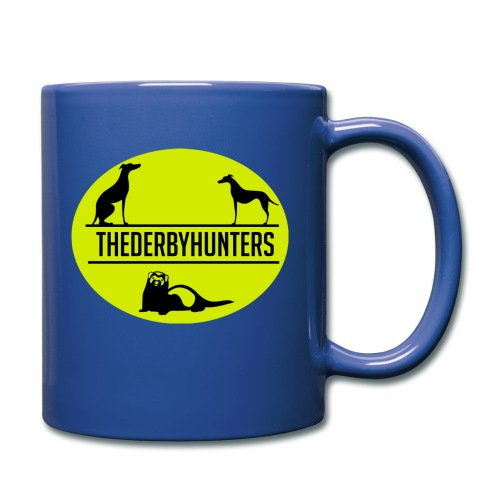 the derby hunters-yellow - Full Colour Mug