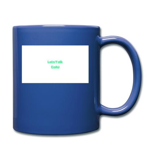 LetsTalk ColU - Full Colour Mug