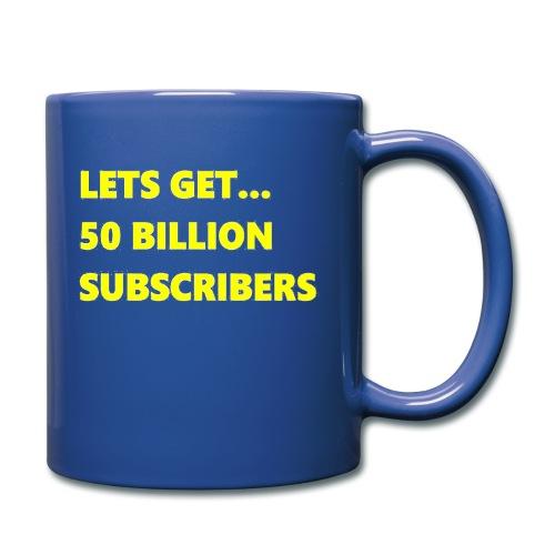 Lets Get 50 Billion Subscribers - Mok uni