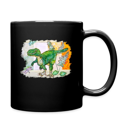 T rex - Full Colour Mug