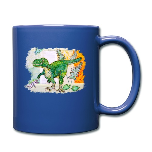 T rex - Full Colour Mug