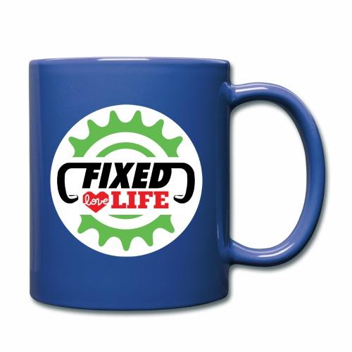 fixed love life - Tazza monocolore