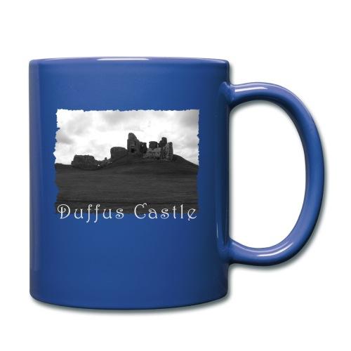 Duffus Castle #1 - Tasse einfarbig