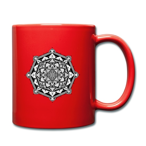 Mandala Asia - Mug uni