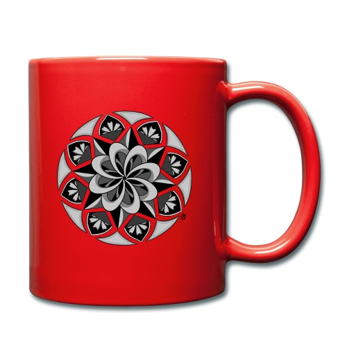 Mandala Twist - Mug uni