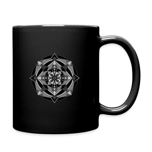 Mandala Mosaïque - Mug uni