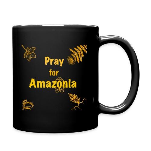 Pray for Amazonia - Tasse einfarbig