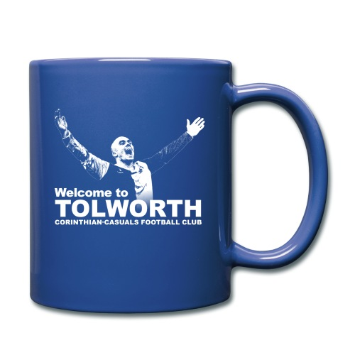 Welcome to Tolworth - Corinthian-Casuals - Full Colour Mug