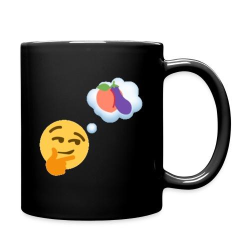 Johtaja98 Emoji - Yksivärinen muki