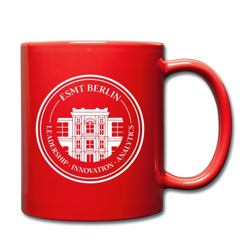 ESMT Berlin Emblem - Full Colour Mug