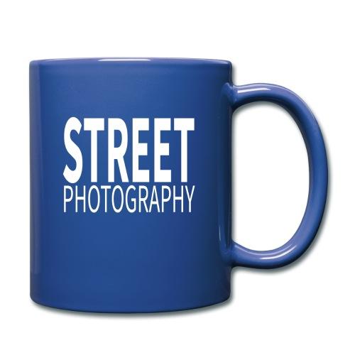 Street Photography T Shirt - Tazza monocolore