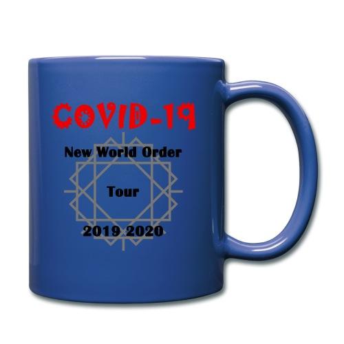 Fight COVID-19 #16 - Tasse einfarbig