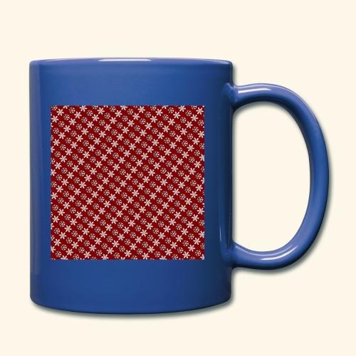 Snowflakes - Full Colour Mug