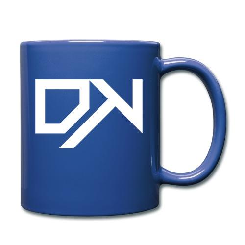 DewKee Logo Mug White - Full Colour Mug