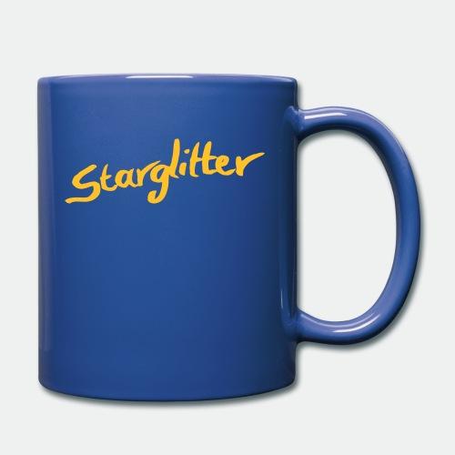 Starglitter - Lettering - Full Colour Mug