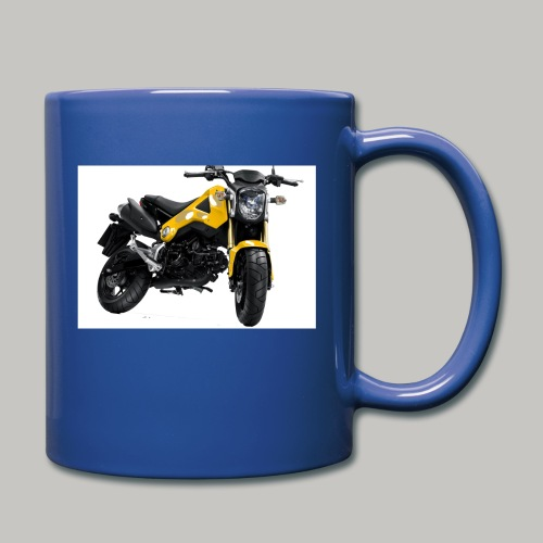 Grom Motorcycle (Monkey Bike) - Full Colour Mug