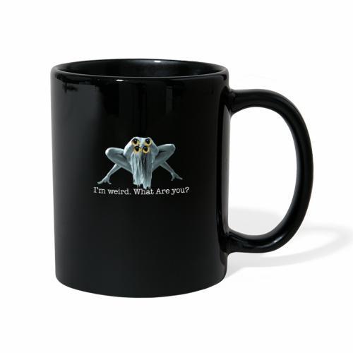 Im weird - Full Colour Mug