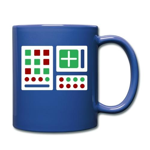 Classic Computer 2 - Tasse einfarbig