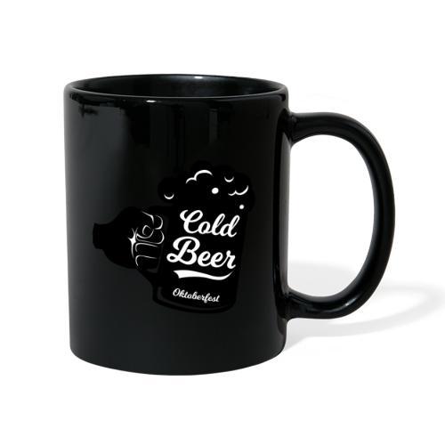 Cerveza dorada - Taza de un color