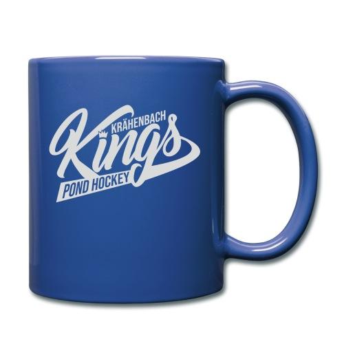 KINGS Logo 2019 - Tasse einfarbig