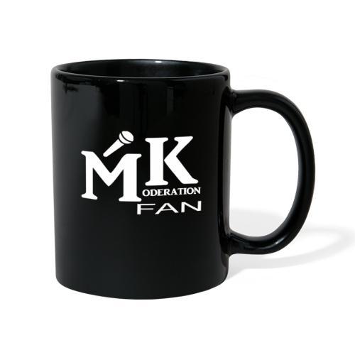 MK MODERATION - Kollektion für Unterstützer - Tasse einfarbig