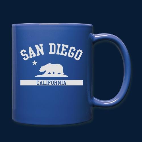 San Diego - Tasse einfarbig