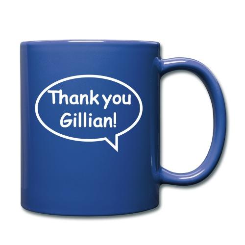Bubble Gillian - Full Colour Mug
