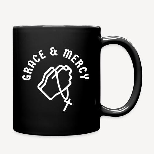 GRACE AND MERCY - Full Colour Mug