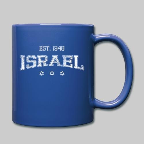 ISRAEL-white - Full Colour Mug