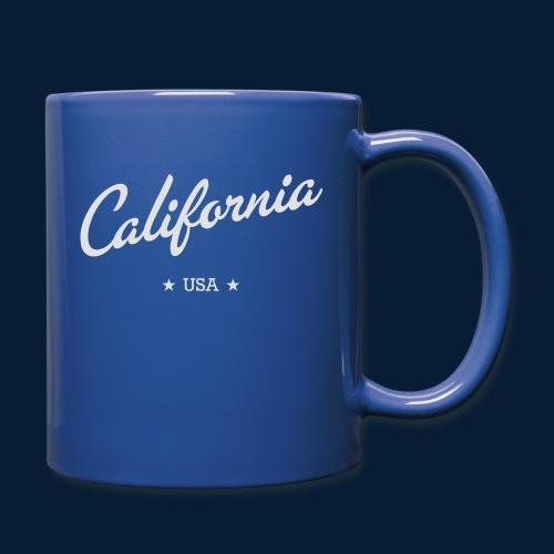 California - Tasse einfarbig