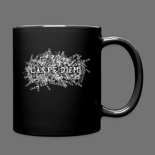 carpe diem (white) - Full Colour Mug