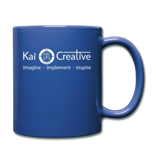 Classic Kai Creative Logo T-shirt - Full Colour Mug